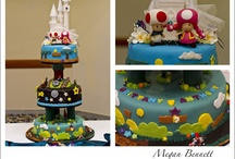 amazing cakes / by Erica Welch