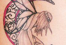 Tattoo's / by Robyn Adams