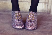 Shoes. Shoes. Shoes. / Shoes only! Probably a lot of girly and urban shoes. / by Keila Torres