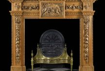 Carving - Chimneypieces / Carved fireplace surrounds