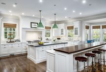 My Dream Kitchen / Inspirations and ideas for when my dream kitchen becomes a reality