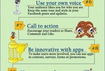 facebook page ideas