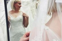 Weddingdress / Wedding dresses, mermaid style, lace