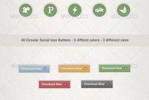 Web Elements / by WordPress Theme