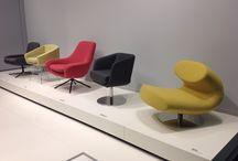 ORGATEC 2014 / #ORGATEC2014 redefinește ideea de birou, iar Chairry nu putea să nu fie acolo să vadă noile tendințe :)