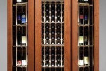Wine Cabinets / by Wine Cellar Innovations