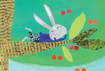 Sophie Fatus / Le meravigliose illustrazioni di Sophie.......