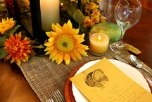 Tablescapes & Centerpieces / by Leslie Robinson