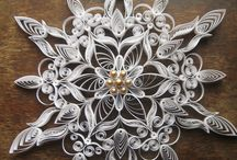Quilling / wzory quillingowe