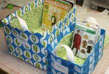 koszyki torby pudełka