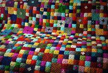 crocheted / by Amanda