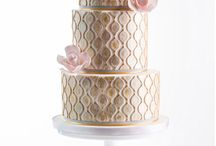 Cakes - Gold Cakes / by Cake Envy Melbourne