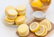 Macarons - pies