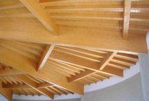 Coperture particolari / Carpenteria in legno