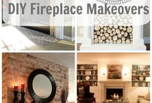 fireplaces / by Anna Wilt