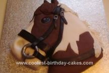 Horse Birthday / by Amy Hallacy-Carrier