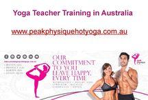 Yoga Teacher Training in Australia