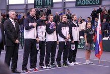 Davis Cup - Ukraine vs. Slovakia