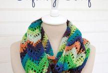 Crochet Scarf Patterns / Crochet Scarf Patterns on the web