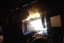 Concert / Pics of me at concerts