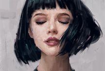 Drawings portrait
