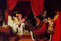 Ingres e suas principas pinturas ~ Neoclassicismo