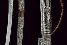 Guardless swords