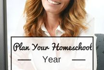 Homeschool - Administrative / Teacher tips, supplies, classrooms, and administrative helps for homeschooling. / by Amanda Moore
