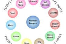 A bit about combined fragrances / Some information on how scents are combined
