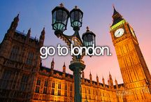 Hello UK! / I wanna go to UK. I want to live there.I collect everything about UK.