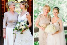 Look mãe da noiva e do noivo
