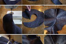 шитье и украшения
