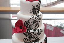 cakes...design ideas / by Debbie Smith-Cannan