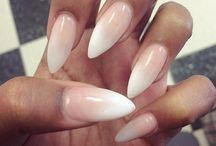 nail..