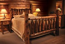 cedar bed frame