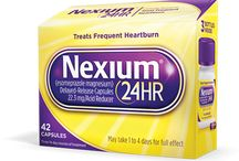 Nexium 24HR / Nexium 24HR  Heartburn Relief - Long Lasting  Smiley360 Mission - FREE 14 DAY SUPPLY