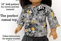 Ardently Admire Doll Attire 18 Inch Doll Clothes