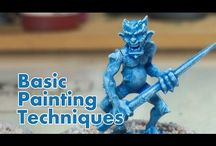 Miniatures/Painting miniatures