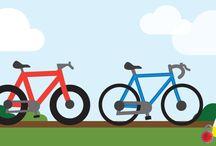 Bike Happy / by Jade Riotto