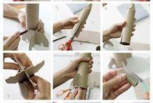 tubo carton man
