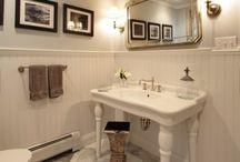Bathroom Ideas / by Donna Perez