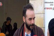 Η απρόβλεπτη απάντηση του Μουζουράκη σε δημοσιογράφο - ΒΙΝΤΕΟ