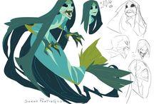 Mermaid People