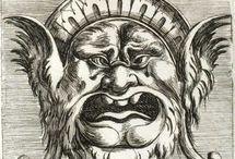 (Roman) grotesque