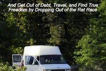 vivere in un van