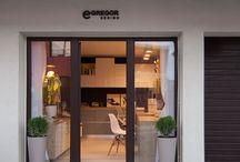 Intrare birou Egregor Design