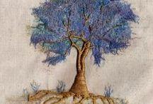 les arbres ajoures