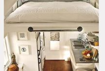 Tiny house inspired / SWAG tiny house - it will be INSPIRATION for us if we have a low budget -- hhe