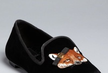 Foxes & other woodland creatures