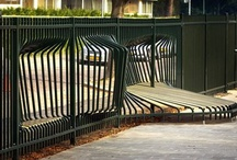 Bench Fence